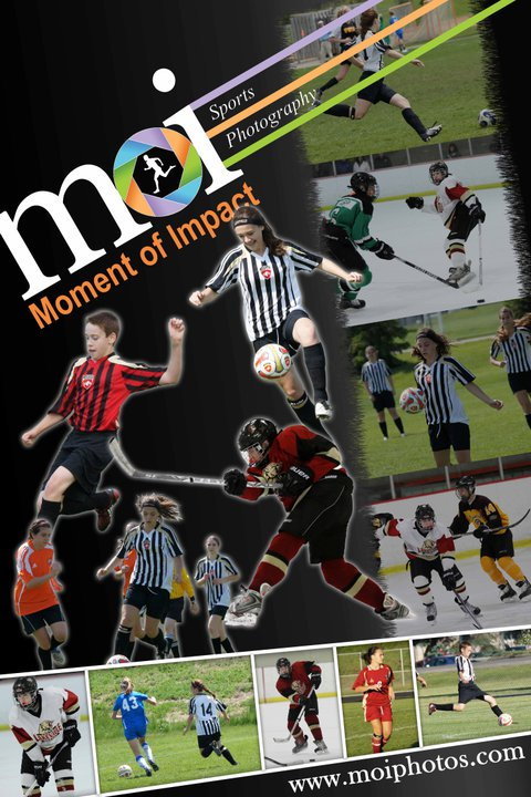 Moment Of Impact, Photography Poster